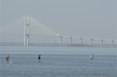 Golden Isles Stand Up Paddleboarding